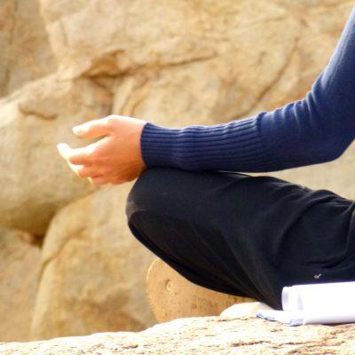 meditation groß